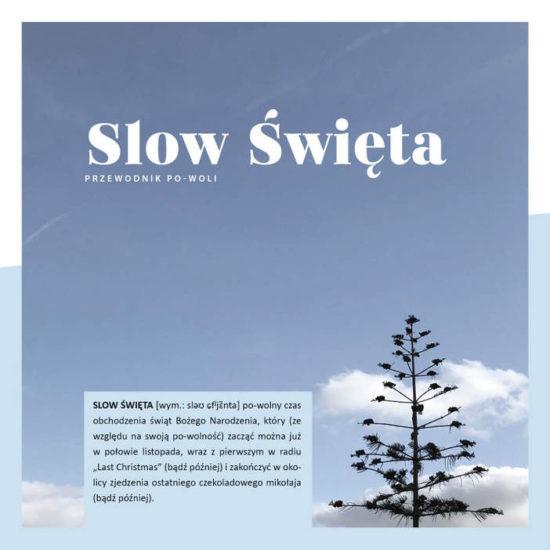 Slow Święta - Przewodnik po-woli