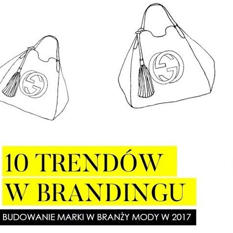 Trendy w brandingu.