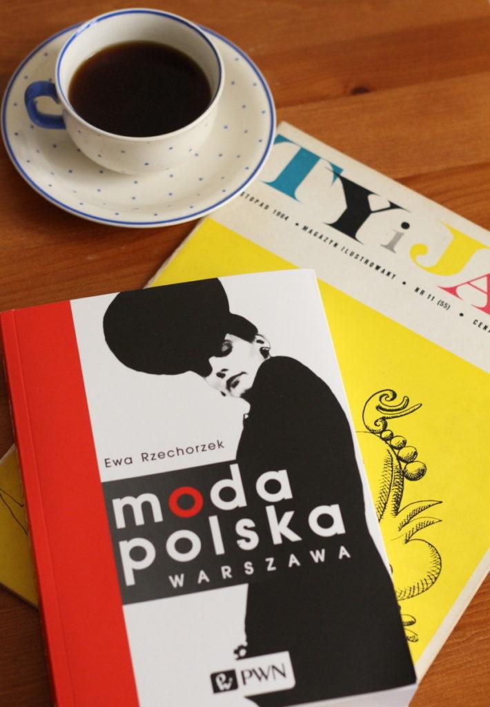 Moda Polska - recenzja ksiazki Ewy Rzechorzek