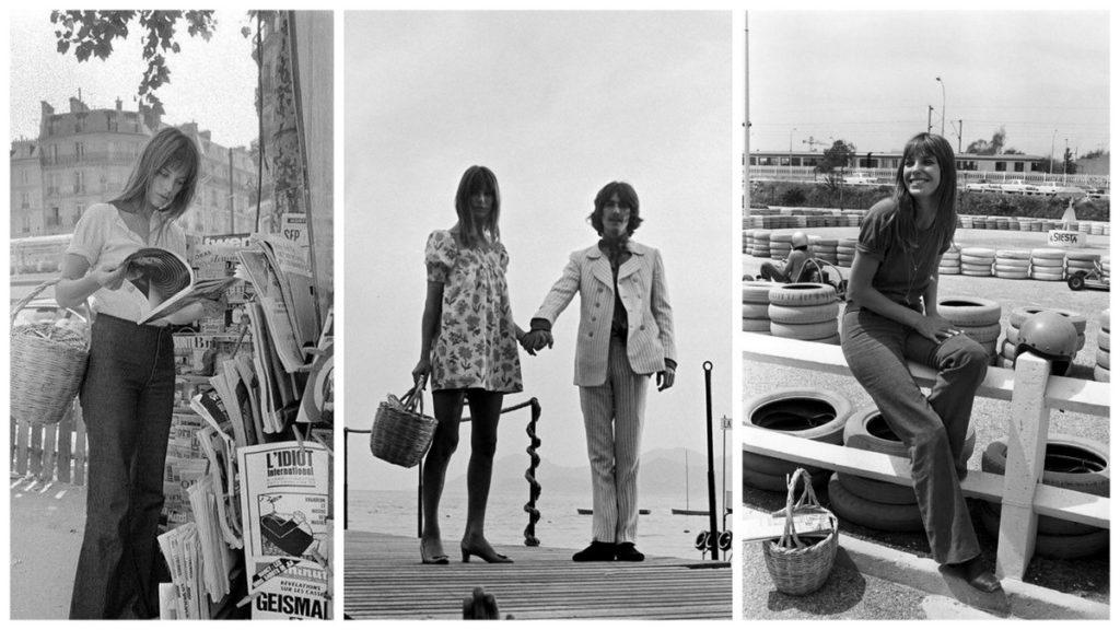 Koszyk z wikliny Jane Birkin