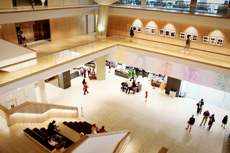 Budynek Design Museum