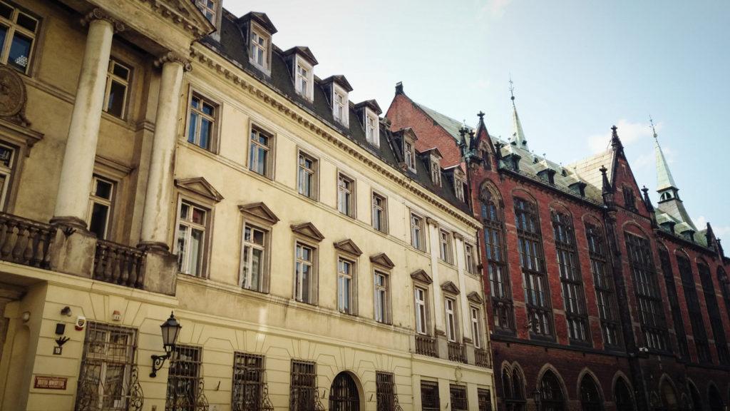 Palac Wallenberg-Pachaly i Biblioteka Glowna Uniwersytetu Wroclawskiego