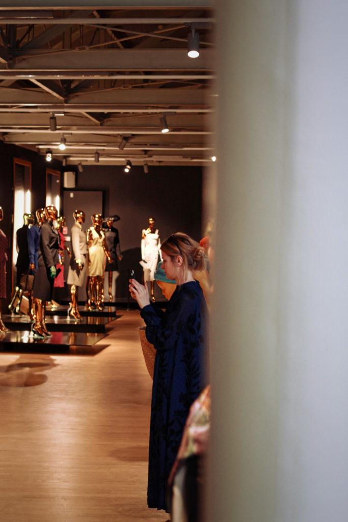 Centralne Muzeum Wlokiennictwa w Lodzi i moda
