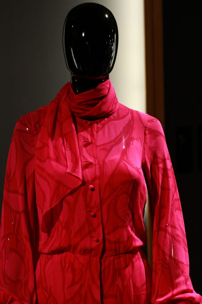 Inspiracje Christianem Diorem