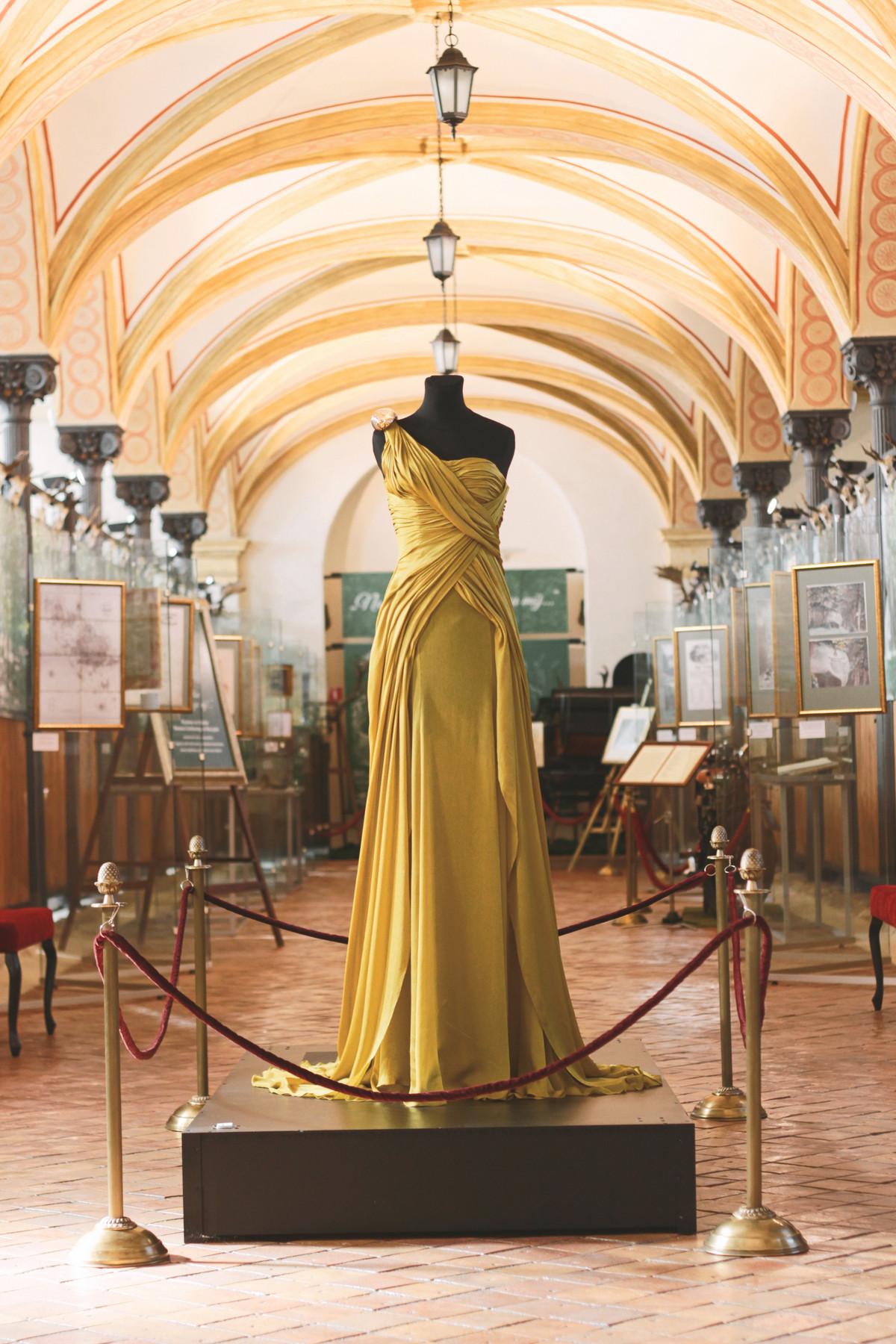 Dialogi w wyobrazni - wystawa mody Pszczyna
