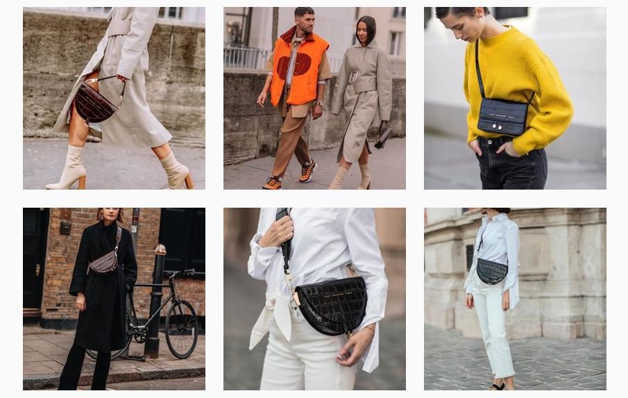 Instagram Chylak Bags